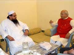 Journalist Ved Pratap Vaidik's Meet With Hafiz Saeed Fuels Showdown in Parliament