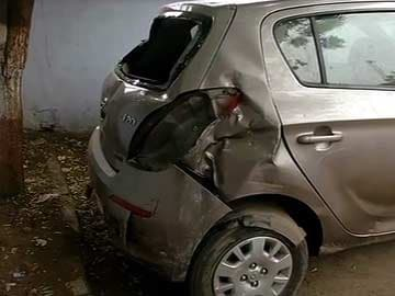 Ahmedabad Accident I Story on Bad Weather Driving