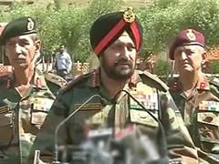 Army Chief Pays Tribute to Kargil War Martyrs