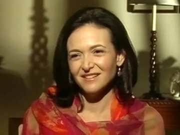 NDTV Exclusive: Facebook Cannot Control Emotions of Users, Says COO Sheryl Sandberg