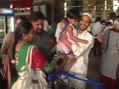 Another 200 Indian Nationals Return From Iraq