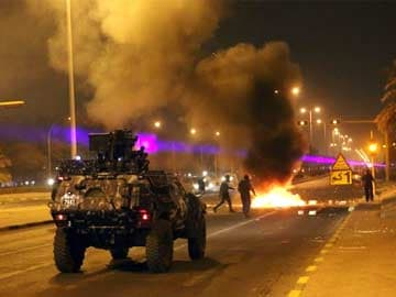 Kuwait Police Fire Tear Gas to Disperse Protesters