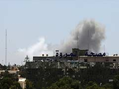 Explosions, Fighting Heard Around Libyan Airport
