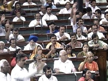 Bill on Polavaram Project Passed in Lok Sabha Amid Protests