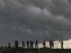 Meteorological Department Forecast Heavy Rainfall in Parts of Meghalaya