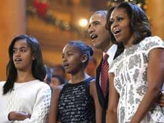 Barack Obama Emotional Over Daughter Going to College