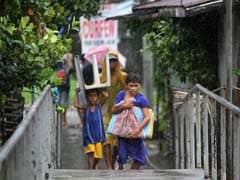 At Least One Dead as Typhoon Rammasun Smashes Philippines
