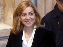 Spanish Princess Crisrina Appeals Tax, Fraud Charges