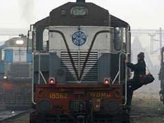 Engine of Gonda Express Catches Fire, Passengers Safe