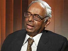 C Rangarajan Appointed as Chancellor of Hyderabad University