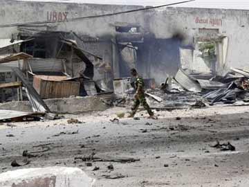 Somali Capital One Step Short of Famine: United Nations