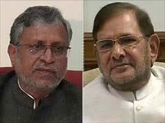 Top BJP Leader In Bihar Springs Surprise: Praise For Sharad Yadav