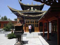 China-Backed Panchen Lama Visits Monasteries in Tibet