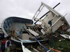 Philippine Typhoon Death Toll Nears 100, New Storm Brings Rains