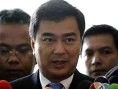 Thai Court Dismisses Murder Charges Against Former PM Abhisit Vejjajiva