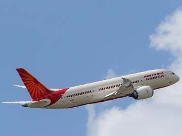 Air India Plane Tyre Bursts at Allahabad Airport; All Passengers Safe