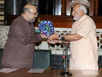 Amit Shah Says Congress Ideology Should be Replaced with That of BJP
