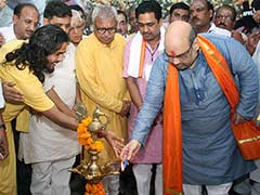 In Five Years, Varanasi Will Achieve its Full Potential, Promises Amit Shah