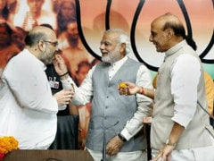 BJP Rejigs Two Top Teams, Creates A Third