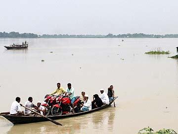 Assam Losing Rs 200 Crore Annually Due to Floods: Economic Survey