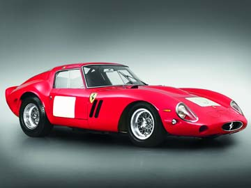 Attractive At $38 Million, This Is The Most Expensive Car Sold At Auction