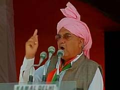 'Will Avenge Insult with Power of Votes': Bhupinder Hooda on Booing Incident