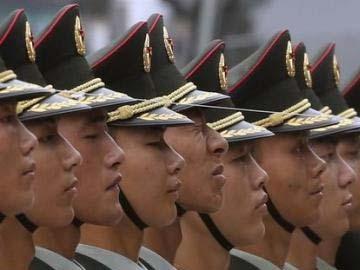 Armoured China Vehicles Cause Alarm in Hong Kong