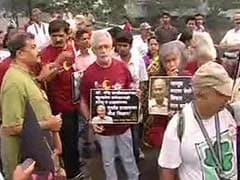 Pune Protests Police Failure to Apprehend Killers of Anti-Superstition Activist Dabholkar