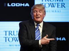 Donald Trump Launches Trump Tower in Mumbai