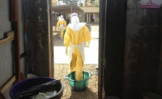 Tracing Ebola's Breakout to an African 2-Year-Old
