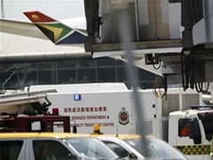 Flame From Emirates Plane Put Out at Boston