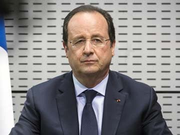 French President Francois Hollande Outraged at Execution of James Foley