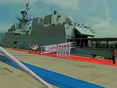 India's First Indigenous Anti-Submarine Warship Commissioned into Navy