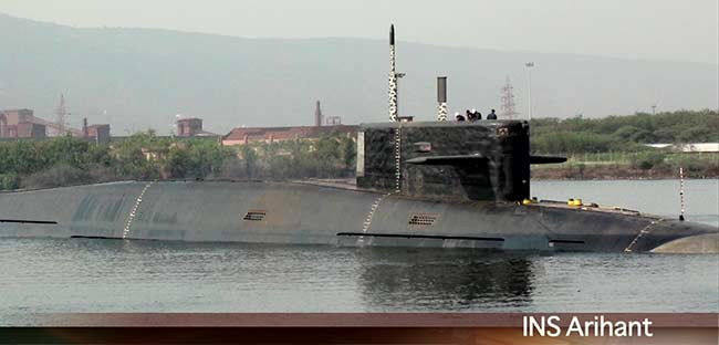 NDTV Exclusive: This is INS Arihant, First Made-in-India Nuclear Submarine