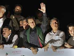 At Rally in Islamabad, Imran Khan Demands Nawaz Sharif's Resignation, Fresh Elections