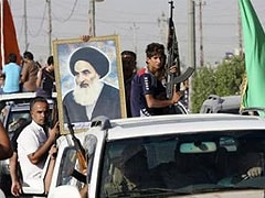 Top Iraqi Cleric Backs New Premier, Calls For Unity
