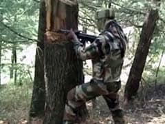 Four Militants Killed in Encounter in Kashmir
