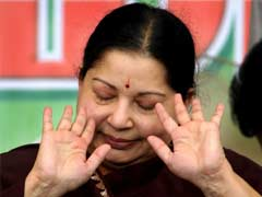 AIADMK Chief Jayalalithaa Relieves Maitreyan From Party Post