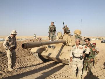 Iran Supplied Weapons to Iraqi Kurds; Baghdad Bomb Kills 12