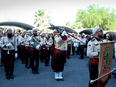 Indians in Kuwait Celebrate Independence Day