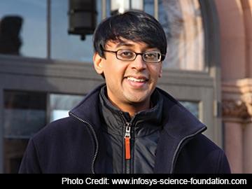 Indian-Origin Manjul Bhargava Wins 'Nobel Prize of Maths'