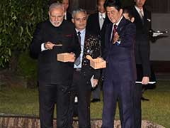 Also Part of PM Modi's Japan Visit, Feeding Fish and Special Gifts