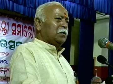 'Citizens of Hindustan = Hindus': RSS Chief Mohan Bhagwat's Comment Sparks Outrage
