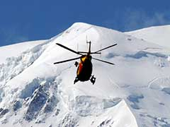 Bodies of Two Belgian Climbers Found on France's Mont Blanc