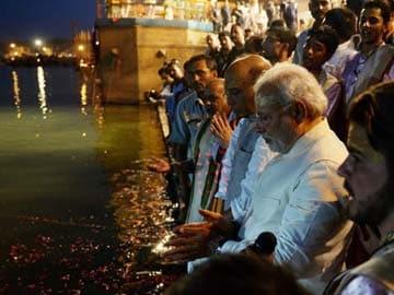 In PM Modi's Trip To Kyoto, a Takeaway for His Varanasi Dream