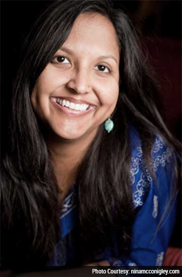 Indian American Author Nina McConigley Wins 2014 PEN Open Book Award