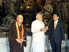 PM Narendra Modi's Day Out in Kyoto Ahead of Formal Talks on Monday