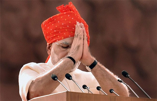 PM Narendra Modi Greets Nation in 18 Languages on Independence Day