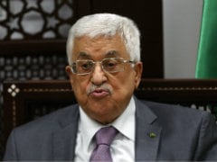 Palestinian President Calls for Gaza Talks to Resume as Fighting Rages