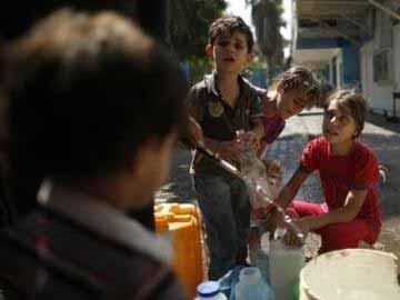 UNICEF Laments Gaza Child Casualties, Warns of Task Ahead
